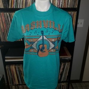 Vintage 🔥 Nashville single stitch AMC 1996